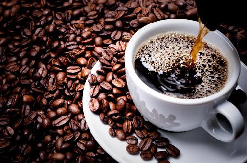 Cà phê pha mật ong